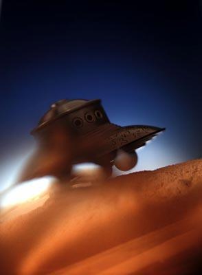 Reconstitution de la premiere affaire de contact avec un extraterrestre.