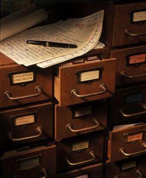 Les fichiers cryptozoologiques de Bernard Heuvelmans.