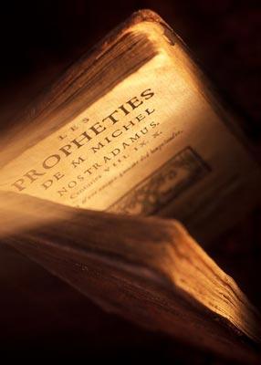 95eme edition des Propheties de Maitre Michel Nostradamus