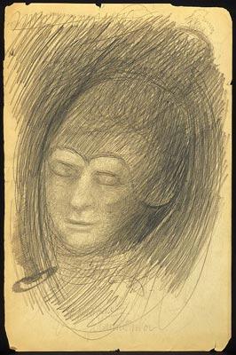 Peinture spirite, 1900 - 1902
