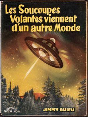 Tout premier ouvrage sur les ovnis du a un auteur francophone.