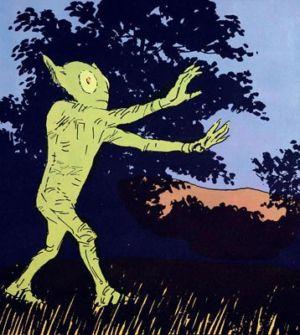 LGM (Little Green Man)