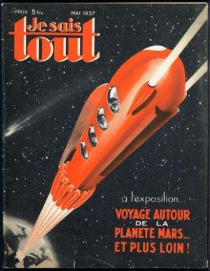 Simulation de voyage autour de la planete Mars... et plus loin !