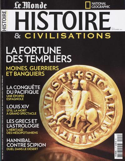 Histoire et Civilisations septembre 2015