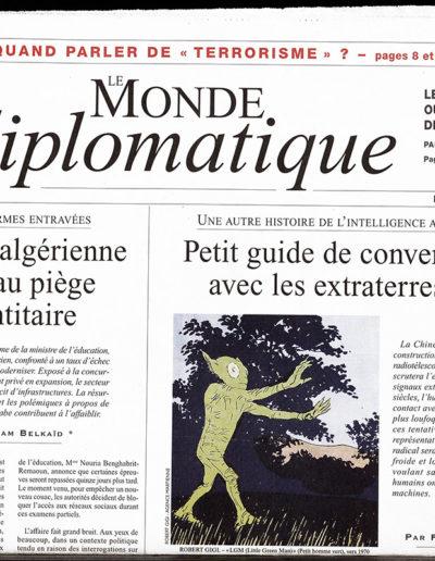 Le Monde Diplomatique août 2016