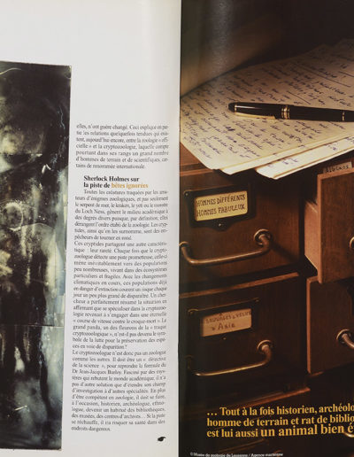 VSD HS Paranormal juillet 2003